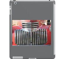 Old Truck Grill iPad Case/Skin