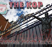 Liverpool FC Montage by Paul Madden