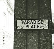 This is Paradise? by Matt Savage