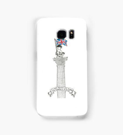 Pigeon Patriot Samsung Galaxy Case/Skin