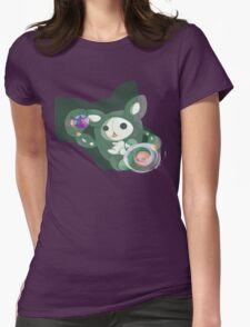 Reuniclus Womens Fitted T-Shirt