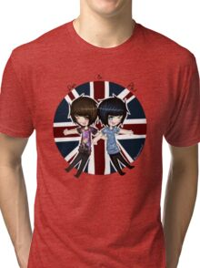 Phil & Dan ~ Tri-blend T-Shirt