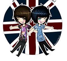 Phil & Dan ~ by AutumnRay