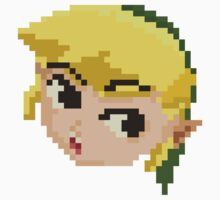 Link Pixel art by Sam Smith