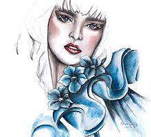 Filing Blue? by Elina Sheripova by Elina Sheripova