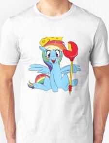 Cheesy Dash Unisex T-Shirt