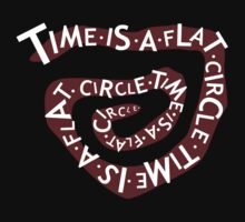 Time Is A Flat Circle by QueenHare