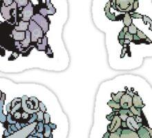 pokemon demakes sprites Sticker