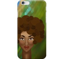 My Inner Nubian Goddess iPhone Case/Skin