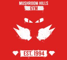 Mushroom Hills Gym by omitted