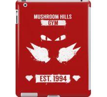 Mushroom Hills Gym iPad Case/Skin