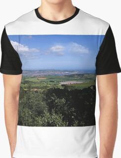 Beautiful Devon Graphic T-Shirt
