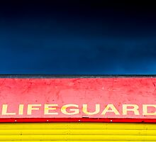 Lifeguard Hut  by wearehector