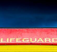 Lifeguard Hut  by wearehector