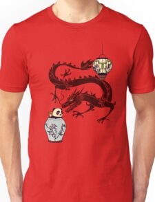 The Blur Lotus Unisex T-Shirt