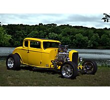 1932 Ford Coupe Hot Rod Photographic Print