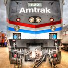 Amtrak by George Lenz