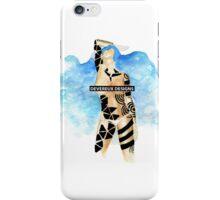 Devereux Women-Blue iPhone Case/Skin