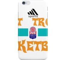 Flint Tropics Basketball Semi Pro iPhone Case/Skin