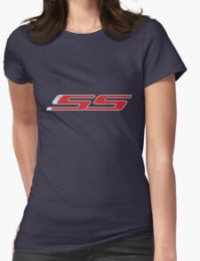 2014 Chevrolet Camaro SS Womens Fitted T-Shirt
