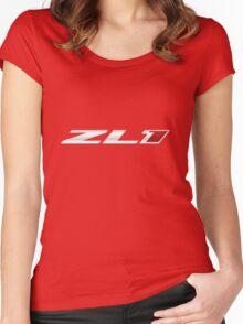 2014 Chevrolet Camaro ZL1 Women's Fitted Scoop T-Shirt