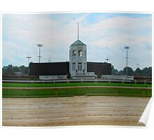 Churchill Downs Kentucky Poster