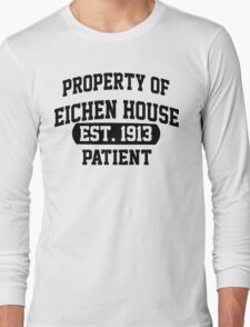 Property of  Eichen House Long Sleeve T-Shirt