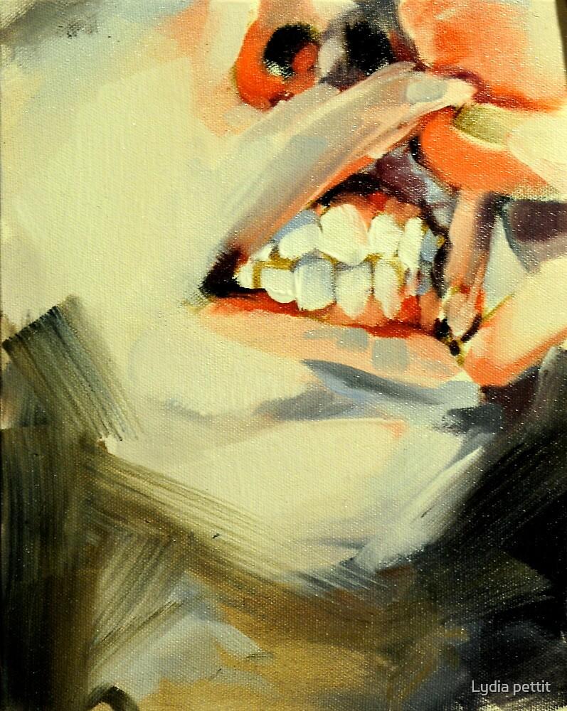 Grit by Lydia pettit