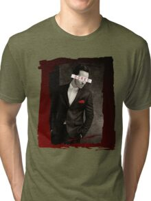 Moriarty - Bored Tri-blend T-Shirt