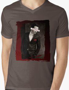 Moriarty - Bored Mens V-Neck T-Shirt
