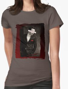 Moriarty - Bored Womens Fitted T-Shirt