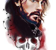 Ichabod Crane by paddleboatpanda