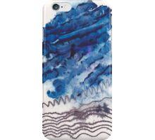 Topsy turvy ocean iPhone Case/Skin