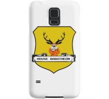 House Baratheon 8-bit Emblem Samsung Galaxy Case/Skin
