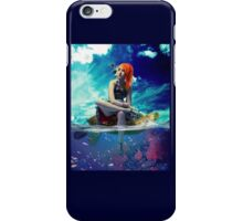 Mermaid in Wonderland iPhone Case/Skin
