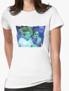 Father of the Bride Womens Fitted T-Shirt