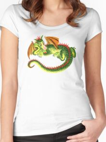 Draggin' Women's Fitted Scoop T-Shirt