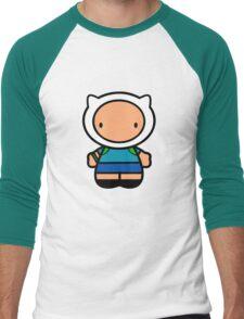 Hello Human Men's Baseball ¾ T-Shirt