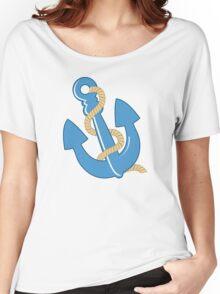 Anchor Women's Relaxed Fit T-Shirt