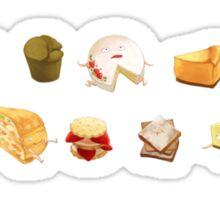 Desserts! Sticker