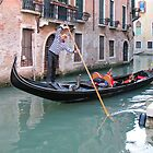 the gondola by Anne Scantlebury
