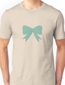 Green bow Unisex T-Shirt