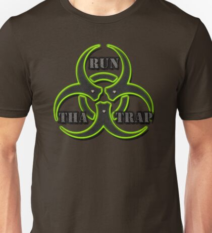 RUN THA TRAP Unisex T-Shirt