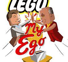 Lego My Ego by Sean Bahr