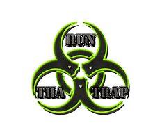 RUN THA TRAP by GetRealClothing