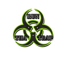 RUN THA TRAP by GetRealClothing