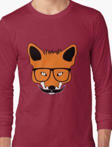 City Fox Long Sleeve T-Shirt