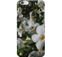 White&Yellow iPhone Case/Skin