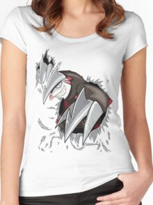 Excadrill Strikes! Women's Fitted Scoop T-Shirt