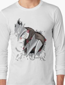 Excadrill Strikes! Long Sleeve T-Shirt